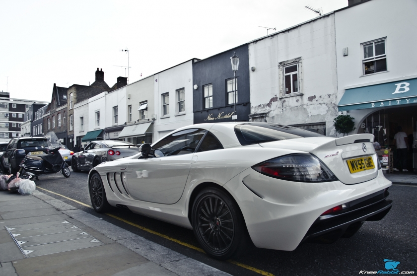 SLR Edition in London